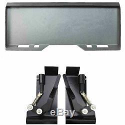 5/16 Mini Chargeur Rapide Tach Fixation Support De Plaque Adaptateur De Conversion Loquet Box