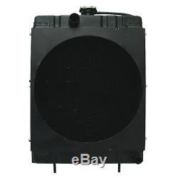 6519324 Radiateur Fabriqué Pour S'adapter À La Mini Chargeuse Bobcat 825 Avec Perkins Diesel