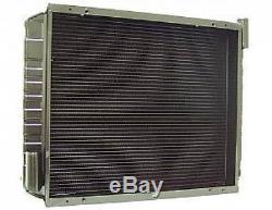 6674691 Radiateur Fait Pour S'adapter À La Chargeuse Compacte Bobcat Série 963 Et 963g