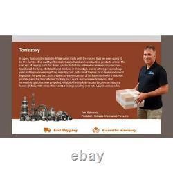 7117174 Cylindre Hydraulique D'inclinaison De Seau Pour Des Ajustements Bobcat 773 S150 S160 S175 S185 S