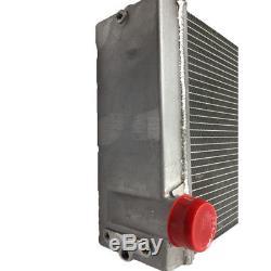 84499505 Radiateur Pour Chargeur À Roues Fixes Case Ih Sr175 Sr250 Sv185 Tr320