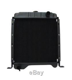 A190749 Radiateur Pour Case 1835c Skid Steer Loader