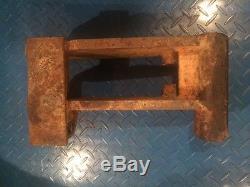 Accouplement Rh (pièce H673514) Chargeur À Roues Fixes Case 1845c
