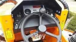 Afa-rock 7k 4wd Mini Chargeuse Compacte Hydraulique Polyvalente Puissante
