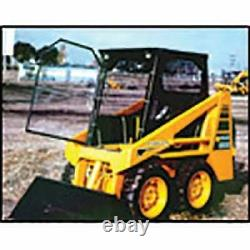 All Weather Enclosure Skid Steer Chargeurs 332 342 345 442 445 552 Compatible Avec
