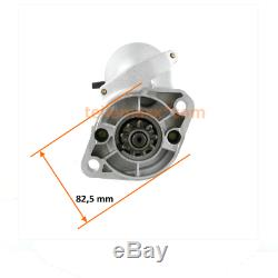 Anlasser Für Kubota Giant Schäffer Toro Universal. D1402 1546163013 17298-63011