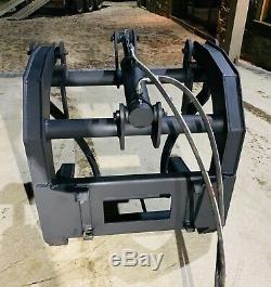 Avant Chargeur Connexion Grab Cast Chargeur Multi-une Chargeuse Compacte Forestière