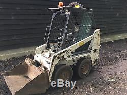Bobcat 463 Compact Skidsteer Mini Chargeur Digger