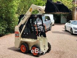 Bobcat 463 Mini Chargeuse / Digger / Jcb / Case / Gehl / Pelle