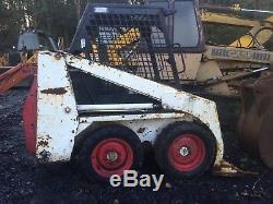 Bobcat 533 Dérailleur Pour Le Démontage De Pièces! Loader Lift Ram Seulement