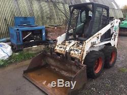 Bobcat 753 Mini Chargeuse