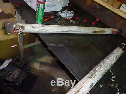 Bobcat 843 One Skidsteer Chargeuse À Direction À Rouleaux Pour Vérins Hydrauliques 843b