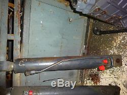Bobcat 873g One Hydraulique Tilt Cylinder Curl Skid Steer Loader 873