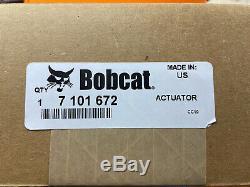 Bobcat Actionneur 7101672 Inclinaison Ou Un Ascenseur. Plume