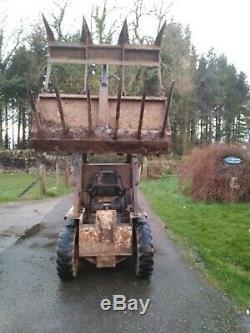 Bobcat Chargeuse Compacte 543 Pelle Chargeuse Tracteur 21.5hp Moteur Kubota