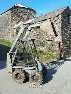 Bobcat Chargeuse Compacte Chargeuse