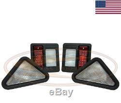 Bobcat Light Kit Kit De Lampe 873 Skid Steer Tête De Chargement Queue Arrière Queue Arrière