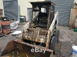 Bobcat Mini Chargeur De Rechange De Tracteur De Pelle Chargeuse Ou Réparations