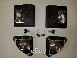 Bobcat Mini Chargeur Head Tail Light Kit Pour S100 S130 S150 S160 S175 S185 S205