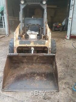 Bobcat Mini Chargeur Tracteur Pelle