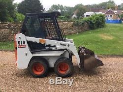 Bobcat Mini Chargeuse