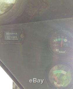 Bobcat Mini Chargeuse 453 S70 Mini Pelle Jcb Micro Gehl Seau Grab 826 Heures