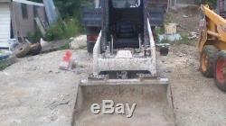 Bobcat Mini Chargeuse 463
