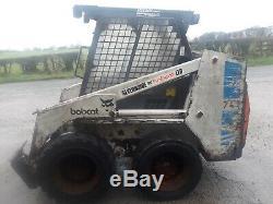 Bobcat Mini Chargeuse Loadall Digger