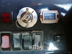 Bobcat Mt55 Chargeuse À Direction À Glissement Sur Chenilles, Aux Hydraulics