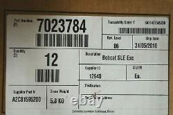 Bobcat Oem Left Side Control Panel (7023784) Fuel Gauge Oil Pressure Brand New