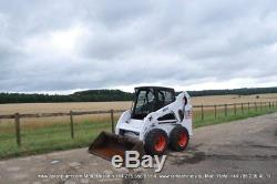 Bobcat S175 Skid Steer Loader + Godet + High Flow Kubota Engine £ 10200 + Tva