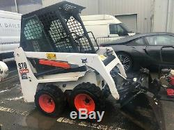 Bobcat S70 Chargeuse Compacte 2018 86 Heures Bas
