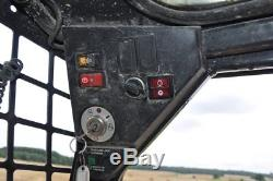 Bobcat S70 Y2014 739hour Chargeur Compacteur + Godet Moteur Kubota £ 10200 + Tva