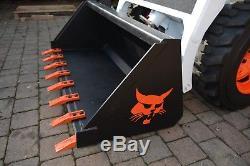 Bobcat Skid Steer Loader 641 Pelle Excavatrice Dumper Plante Machine