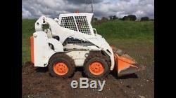 Bobcat Skid Steer Pas Jcb Mustang Mini Excavatrice Kubota Digger Loader