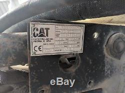 Bobcat Skidsteer Caterpillar Cat Pc205 18 Asphalte Planaire Froid À Haut Débit