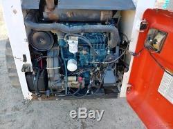 Bobcat T300 Track Chargeuse Compacte Surchauffée Et Climatisée