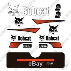 Bobcat T550 Kit Décalques De Chargeuse Sur Chenilles Compactes, Chargeuses Compactes 2017 2018 2019
