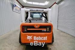 Bobcat T770 Chargeur Sur Chenilles À Cliquet, Ac / Heat, 2 Vitesses, 92 HP
