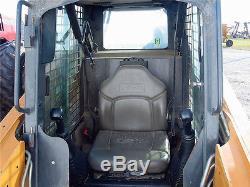 Boîtier Extreme Duty 1/2 Porte Et Cabine. Skid Steer Loader Fenêtre De Verre