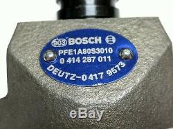 Bosch Pompe D'injection Pour Bobcat 863 Mini Chargeuse Deutz Bf4m1011f