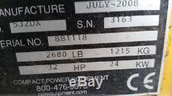 Boxer 532dx Mini Chargeuse Compacte