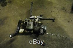Carburateur 6598372 Ford 2274e Moteur Bobcat 632 Mini Chargeur