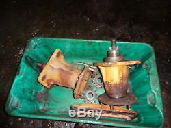 Case 1835 Axle & Hub Final Drive Assy. Mini Chargeur 1835b Skidsteer