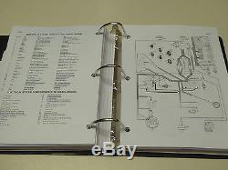 Case 1835b Guide De Dépannage Uni-loader Manuel De Réparation Catalogue De Réparation Nouveau Avec Classeur