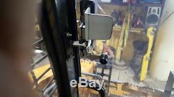 Case 1840 1/2 Lexan Polycarbonate Chargeurs Compacts Porte Et Cab! Convient Tout