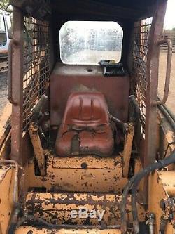 Case 1840 Skid Steer