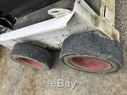Case 1845 Skid Steer Bob Cat Chargeur À Pelle Loader Tractor