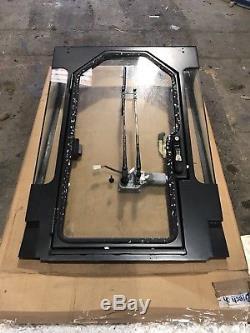 Case 1845c Skid Steer Chargeur Porte De La Cabine