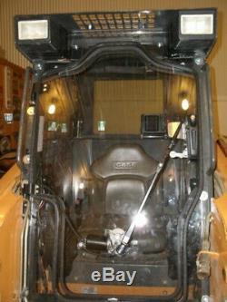 Case 40xt 60xt 70xt 90xt Lexan Saftey Foresterie Porte + Cab Mini Chargeur